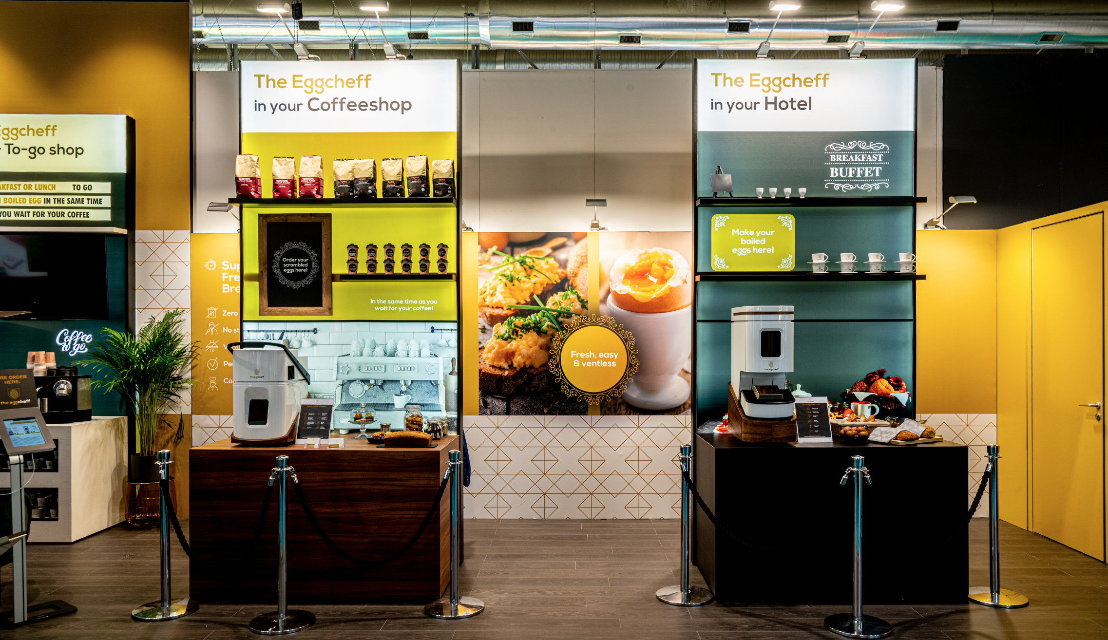 Eggciting Products at HOST 2020 Milano