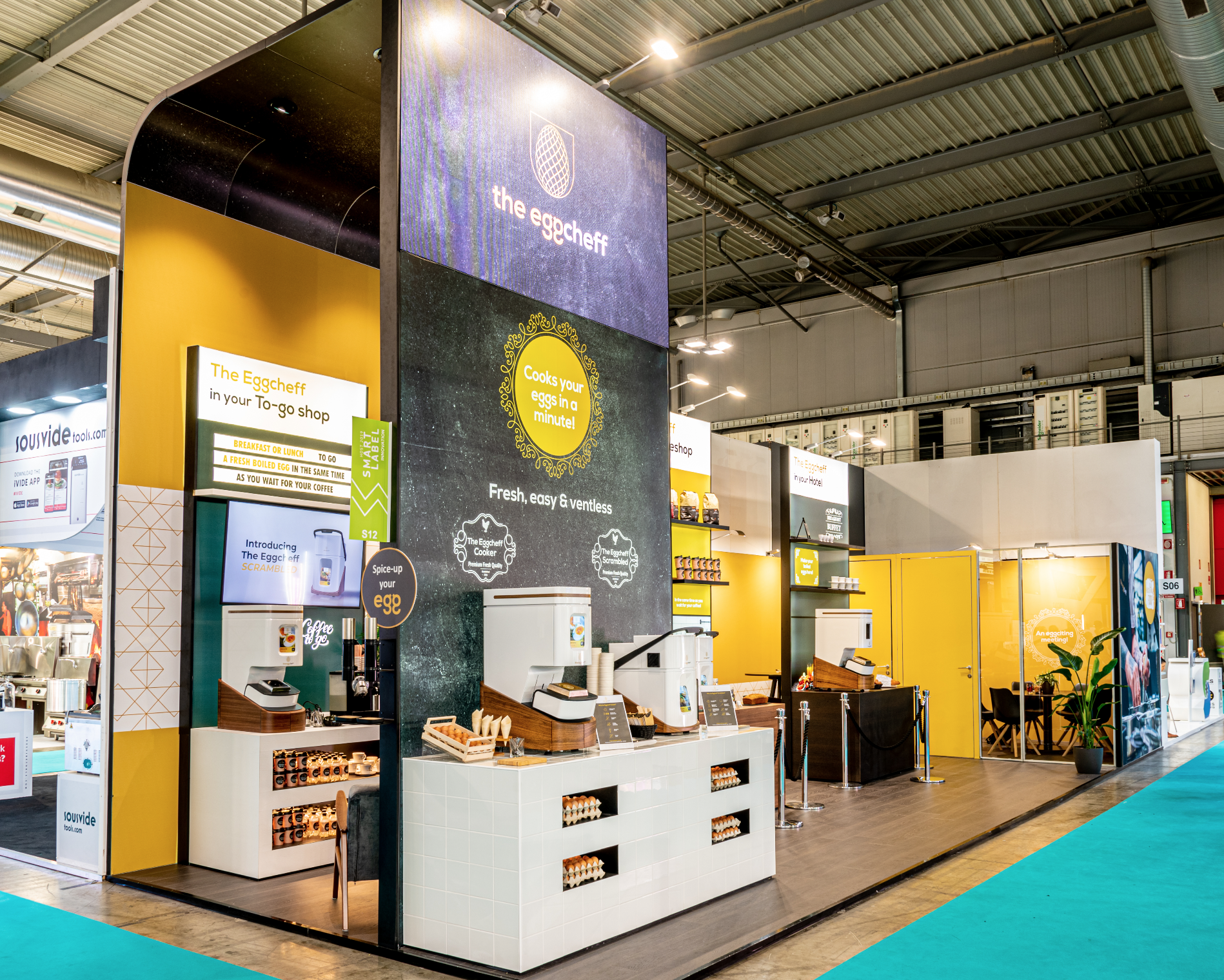 Eggciting Products Host 2019